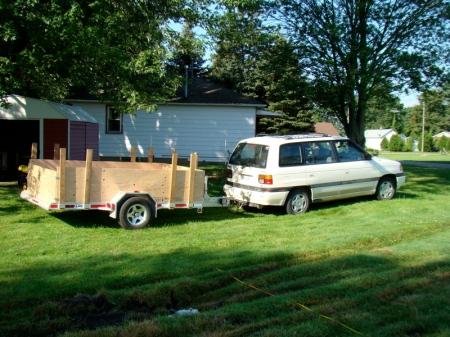 My dump truck substitute.