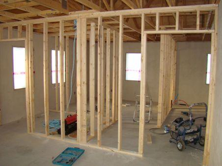 Framing Door Amp Interior Door Framing An Interior Door